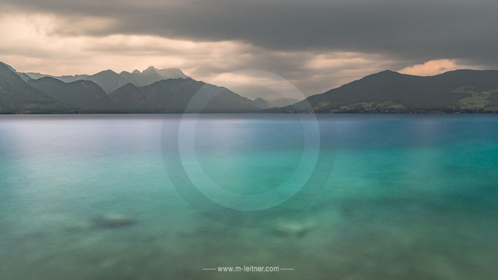 """""""the lake"""" - attersee - ART edition - size M -picture ID  1424-1 (2x1)"""