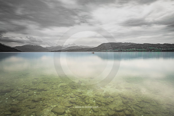 rainy day - attersee - picture ID  206046