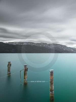the lake - attersee - picture ID  206930