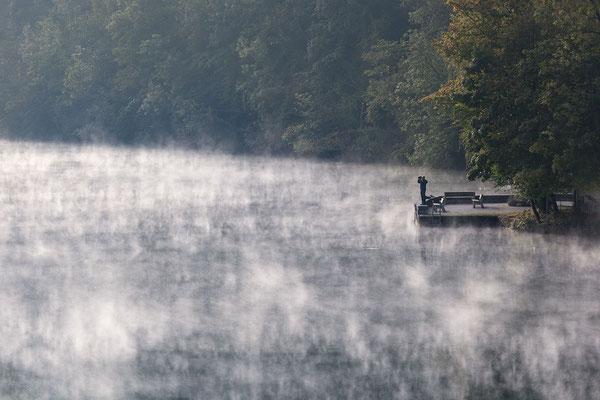 Tanz der Nebelschwaden