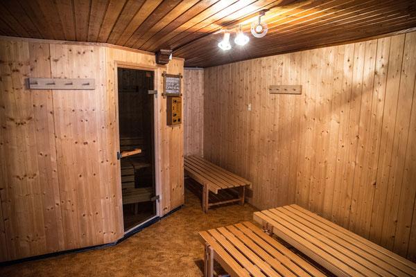 Sauna Kohlerhaus Ski- und Wanderhütte  Arlberg Stuben