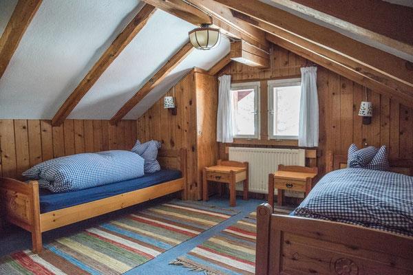 Zimmer Kohlerhaus Ski- und Wanderhütte  Arlberg Stuben