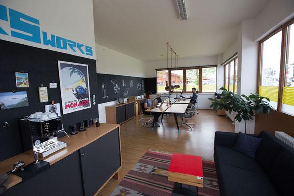 MARS Works Büro & Kaffeebar