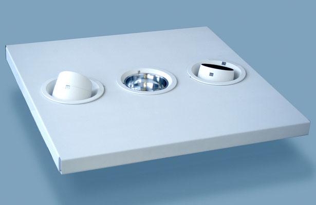 LARSEN / Shopbeleuchtung  / Tätigkeit: Messemodell realisiert in Anstellung bei KISKA DESIGN