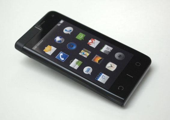 A1 / Smartphone  / Tätigkeit: Designmodellbau im Auftrag von KISKA DESIGN