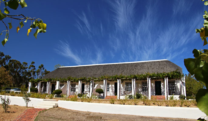 TULBAGH - RIJKS COUNTYHOUSE