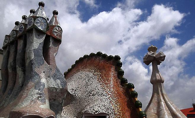 Barcelona 2012 - Casa Battlo by Ralf Mayer