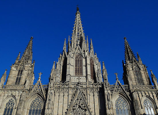 Barcelona 2012 - Cathedrale by Ralf Mayer