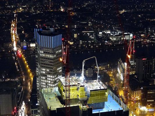 Baustelle des Taunus-Tower by Ralf Mayer