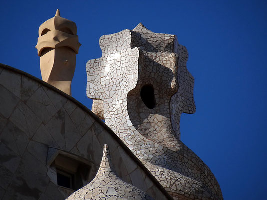 Barcelona 2012 - Casa Mila by Ralf Mayer