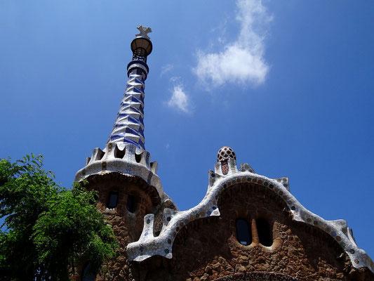 Barcelona 2012 - Park Güell by Ralf Mayer
