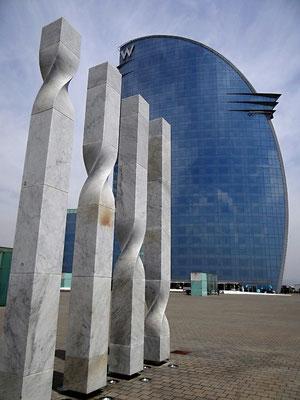 Barcelona 2012 -  W-Hotel by Ralf Mayer