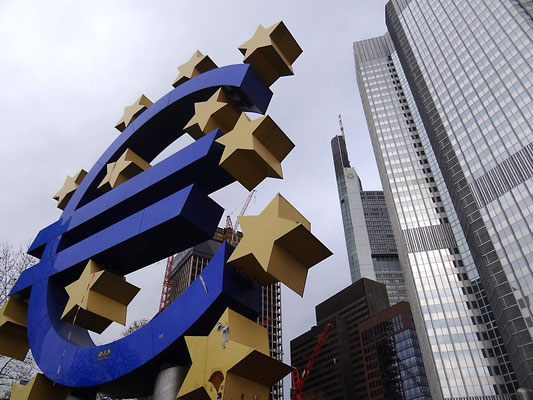 "Frankfurt - ""Eurozone"" by Ralf Mayer"