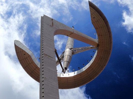 Barcelona 2012 - Telefonica Tower by Ralf Mayer