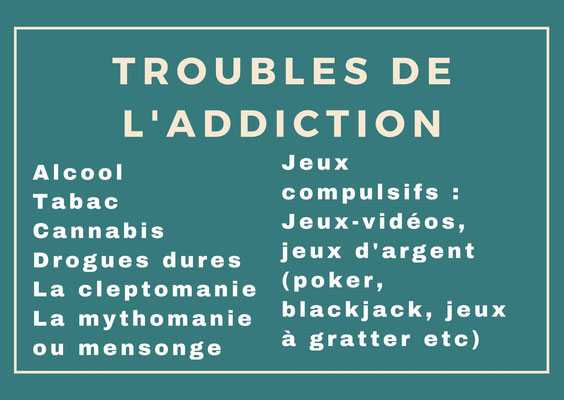 psychologue clinicien, addictions, avignon