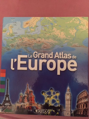 Fiches Le Grand Atlas de l'Europe