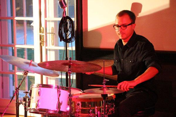 Die Jazzmusiker studieren an der Kunstuniversität Graz und zeigen bei jedem Auftritt ihre Leidenschaft für diese Musik.