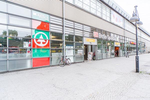 Bahnhof Berlin Spandau