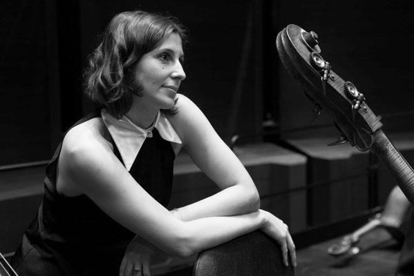 Maria Chirokoliyska contrebasse solo ONF
