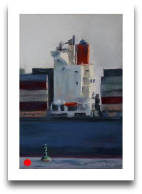 Steuerbord, 12 x 18 cm