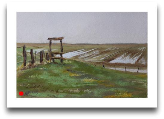 Friesenland, 14 x 21 cm