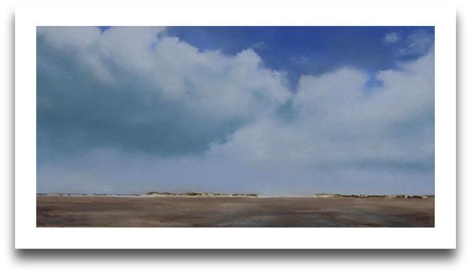 Amrumer Strand, 25 x 50 cm