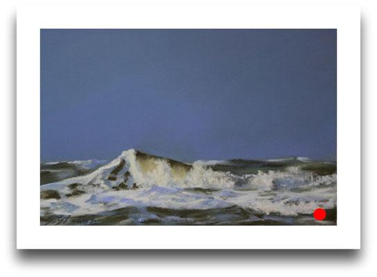 Seitenwind, 12 x 18 cm