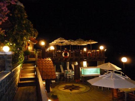 Restaurant im Hotel Odjo d`Agua. (C) Bubig & Neumann Kreativ-Verlag GbR.