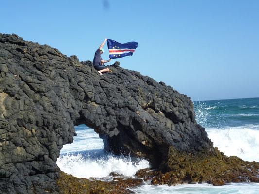 Cabo Verde. Insel Sal. Ostküste. (C) Bubig & Neumann Kreativ-Verlag GbR.