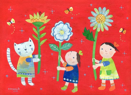 """はなまつり """"The flower festival"""""""
