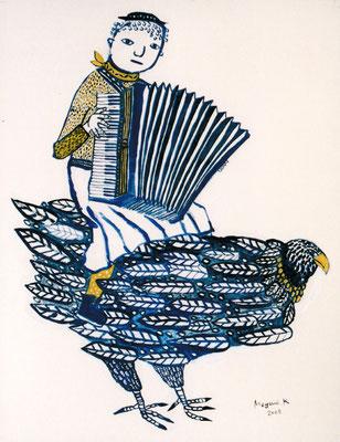 """旅するアコーディオンひき """"Traveling accordion player"""""""