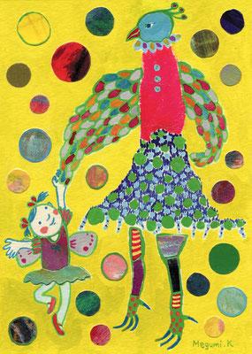 """バレエ教師ミス・ノトルニスと私 """"The ballet teacher Ms.Notrunis and I"""""""