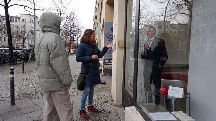 AO Akutsprechstunde:Gabriele Künne In Betrieb am 12. März2021 / Moderation: Stefano Gualdi