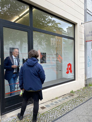 Akutsprechstunde: Birgit Hölmer In Betrieb am 14. Mai 2021. Moderation_ Stefano Gualdi
