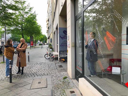 Akutsprechstunde: Birgit Hölmer In Betrieb am 14. Mai 2021. Moderation: Stefano Gualdi