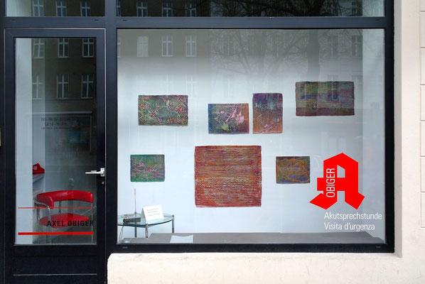 Akutsprechstunde: Enrico Niemann In Betrieb am 30. April und 1. Mai 2021, 16-19 Uhr während des Gallery Weekend