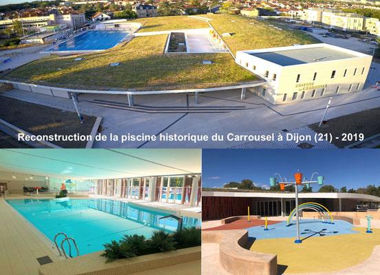 COMMUNAUTÉ URBAINE DU GRAND DIJON - COSTE ARCHITECTURES