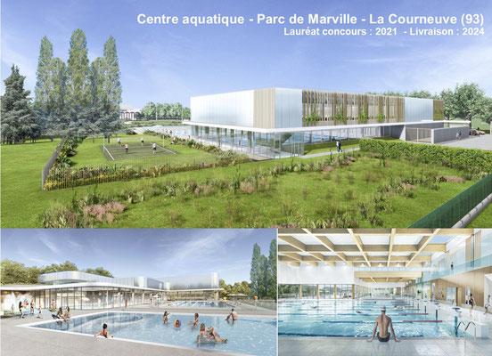 DEPARTEMENT DE LA SEINE ST DENIS -  GCC & BVL ARCHITECTURE
