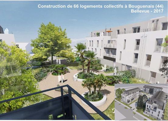 COGEDIM ATLANTIQUE - AJT ARCHITECTURE