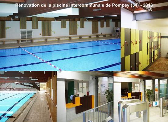 COMMUNAUTÉ DE COMMUNES DU BASSIN DE POMPEY - RENAUD BROISSAND