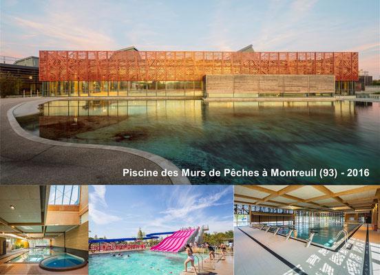 VILLE DE MONTREUIL - COSTE ARCHITECTURES