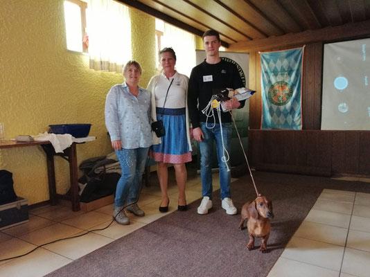 schönste Jugendhunde :     Kare von der Martinskirche
