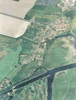 Garz - Luftbild