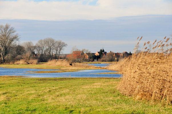 Garz - Blick vom Großen Werder