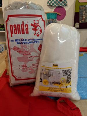 Füll- und Bastelwatte von Vlieseline und Panda - bei SchönesWerk im Sortiment