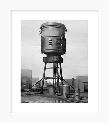Ustensiles: Boite à Pansements, 24 X 30 cm sous passe de 36 X 42 cm, 2018