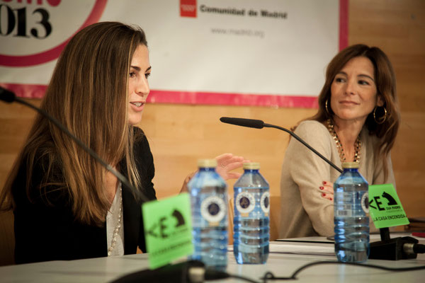 Presentación Masterclass Profesional con Laura Galarreta