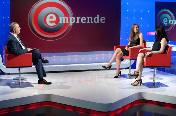 """Entrevista Programa """"Emprende"""" de TVE, con Juanma Romero"""