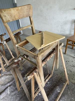 Presspappe und Sperrholz wurden schon vor zig Jahren verwendet