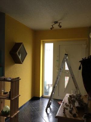 das Gelb muss weg